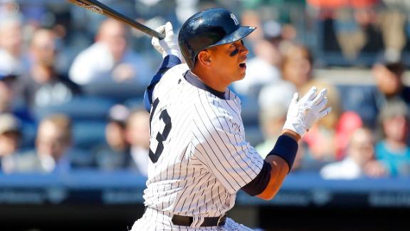 Celebrate Rodriguez's 660th home run?