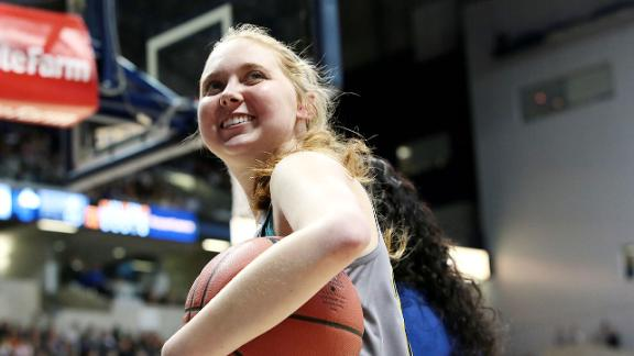 Lauren Hill's coach on Hill's spirit, inspiration
