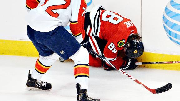 Blackhawks expecting Kane for Predators series