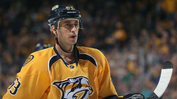 Ribeiro, Predators ready for playoff matchup with Blackhawks