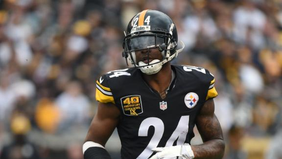 Steelers CB Ike Taylor retires