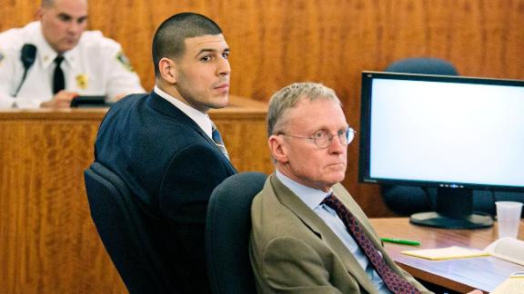 Hernandez found guilty in murder of Odin Lloyd