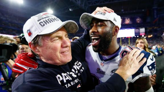 Revis to join Patriots for White House trip
