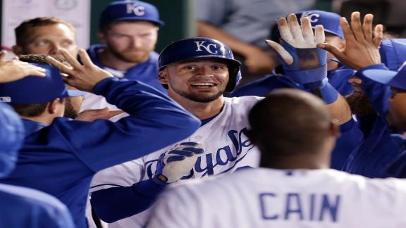 Royals fend off A's in AL wild-card game rematch