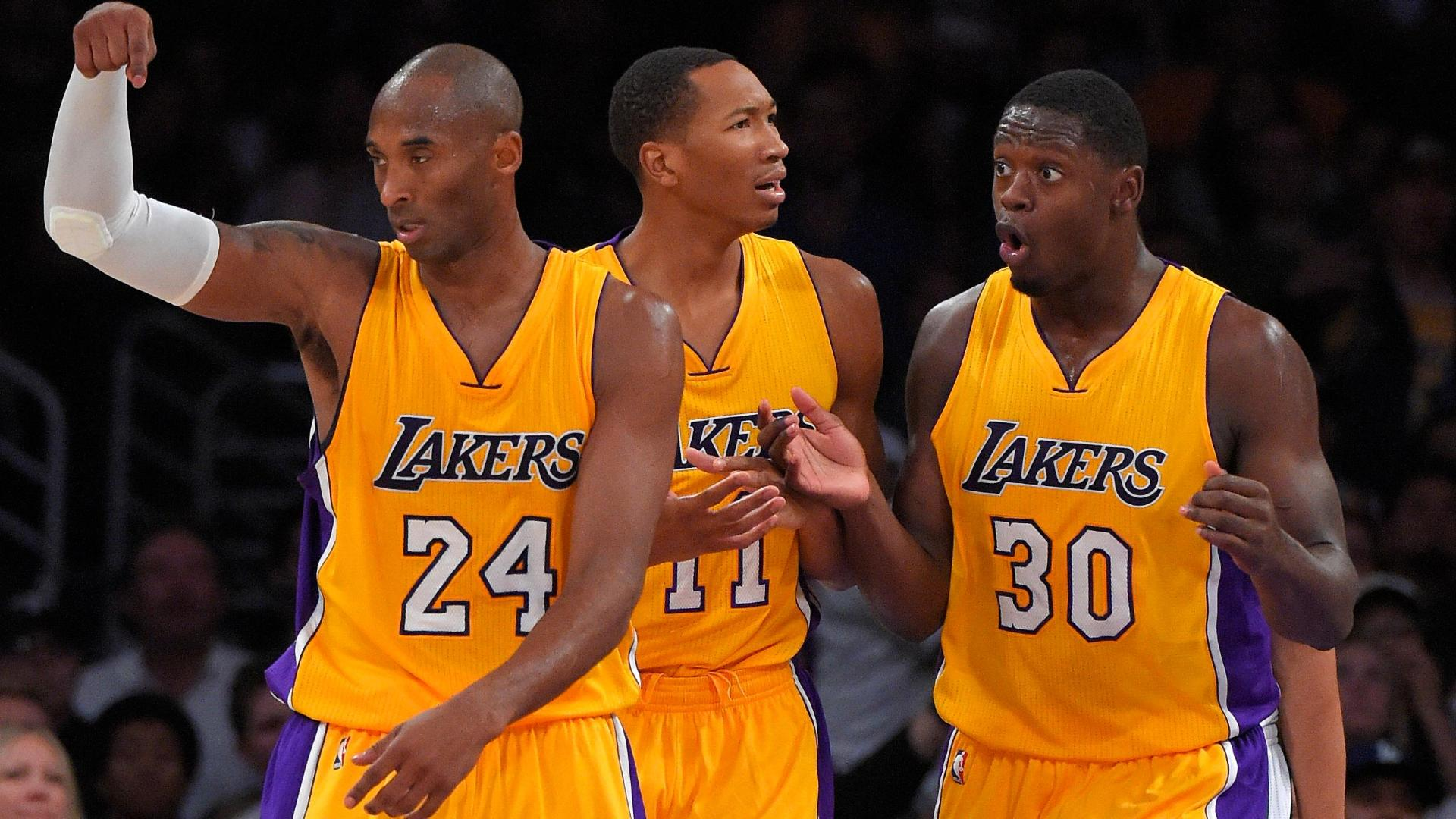 Randle talks about facing Kobe one-on-one