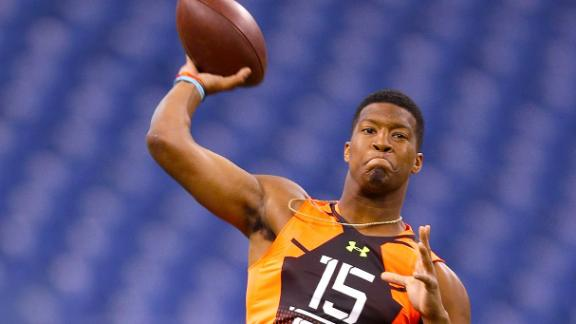 Video - Teams need full picture of Winston before drafting