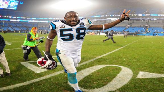 Video - Panthers could keep Davis and plan for future