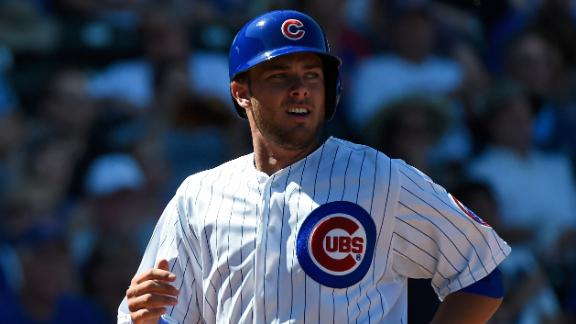 Challenges facing Bryant's Cubs call-up