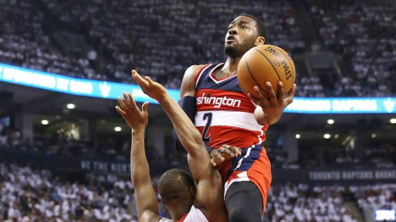 Wizards dispatch Raptors in overtime