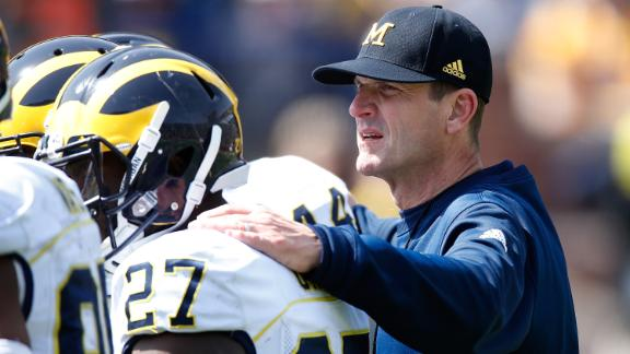 Jim Harbaugh wore out his welcome with 49ers