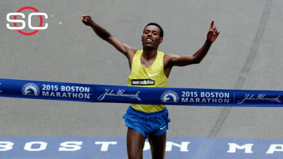 Desisa, Rotich win 119th Boston Marathon