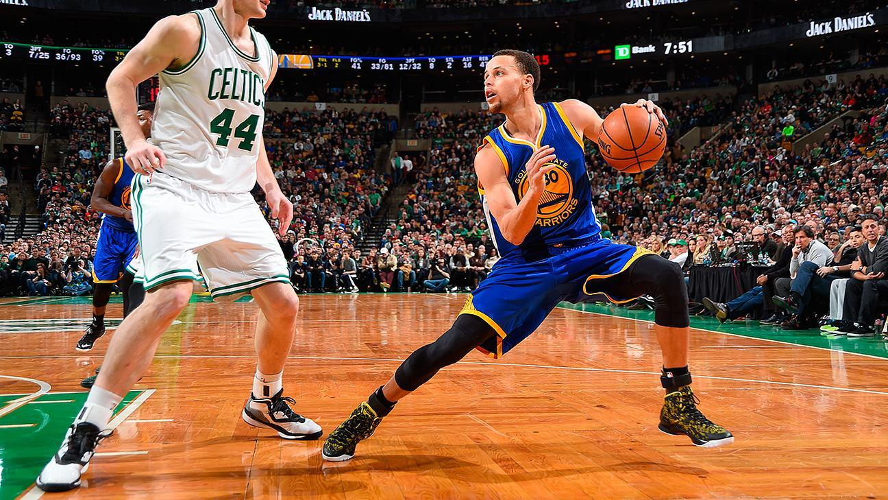 Face to face: Steph Curry's craft