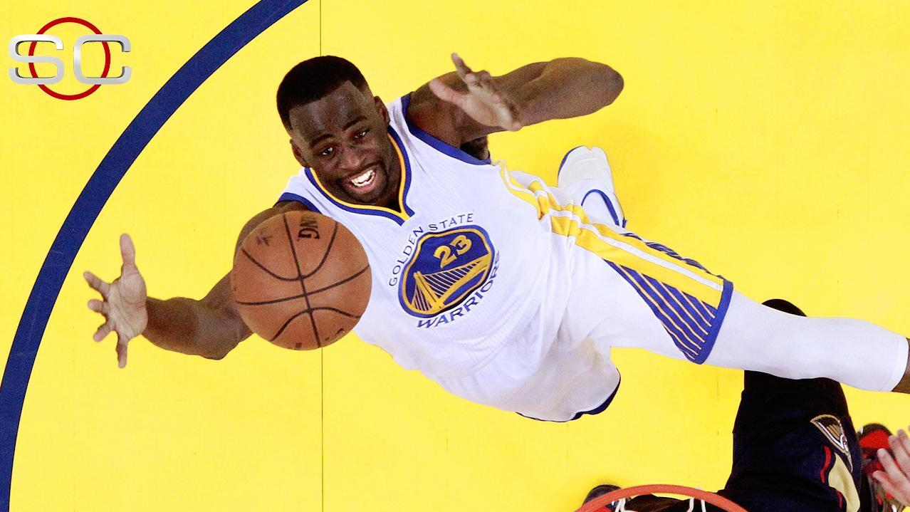 Warriors surge past Pelicans