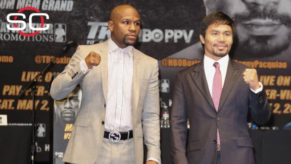 Arum: Mayweather, Pacquiao deal is done