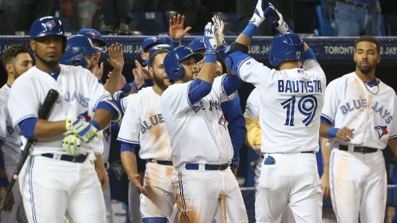 Blue Jays can win AL East with just offense