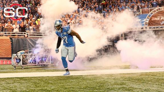 Video - Lions' Quin sets sights on fast start
