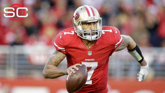 49ers searching for identity