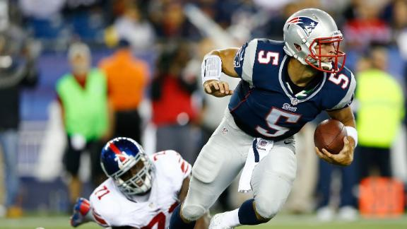 Video - Ways Tim Tebow can score for the Eagles