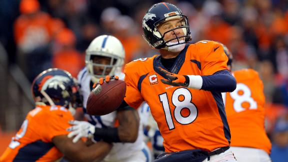 TV and Peyton Manning: Farewell tour?