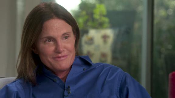 Bruce Jenner's transition to a woman