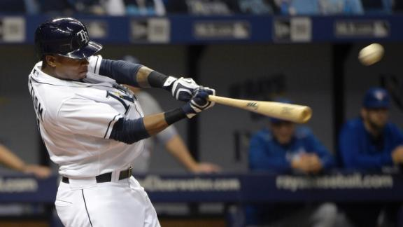 Rays power past Blue Jays