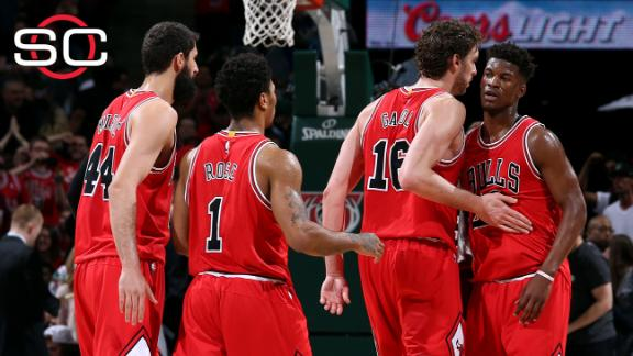 Bulls waste opportunity to get some rest