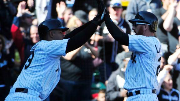 White Sox down Royals