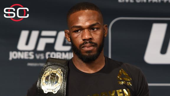 Jon Jones sought for questioning in hit-and-run case