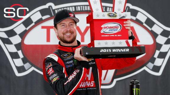 What does victory mean for Kurt Busch?