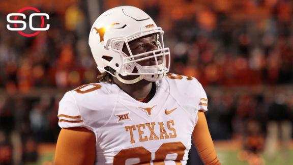 Video - NFL Nation mock draft: Saints select DT Malcom Brown