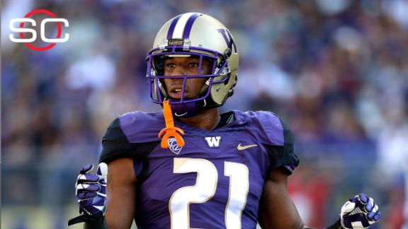 Video - NFL Nation mock draft: Ravens select CB Marcus Peters