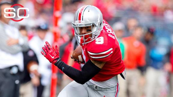 NFL Nation mock draft: Panthers select WR Devin Smith