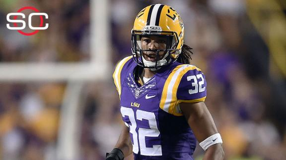 Video - NFL Nation mock draft: Packers select CB Jalen Collins