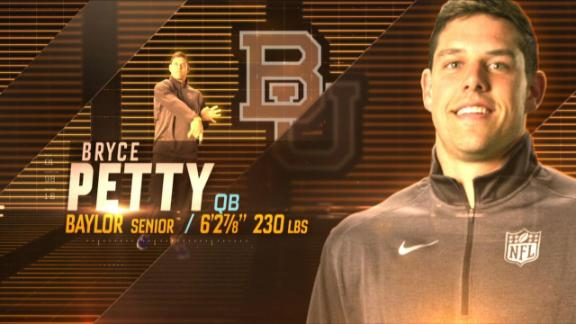 Journey to the draft: Bryce Petty