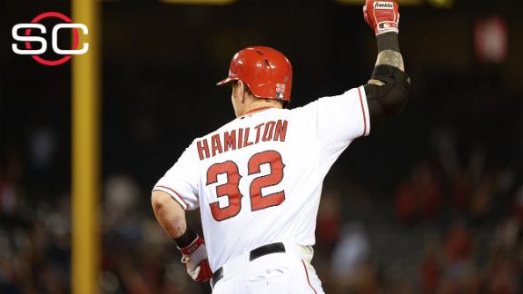 Angels deal Hamilton to Rangers