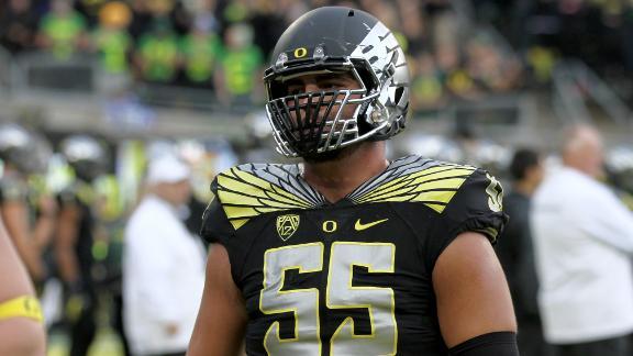 NFL Nation mock draft: Seahawks select Oregon C Hroniss Grasu
