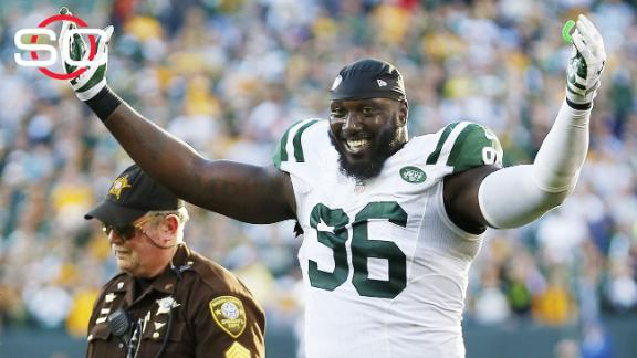 Teams contacting Jets about Wilkerson