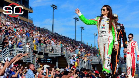 GoDaddy dropping Danica after 2015