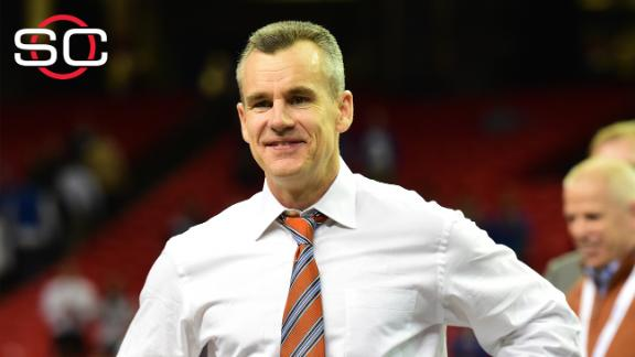 Billy Donovan, Thunder discussing coaching job