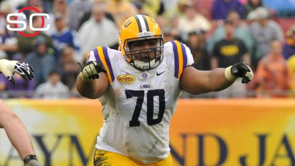 Is La'el Collins still a first-round pick?