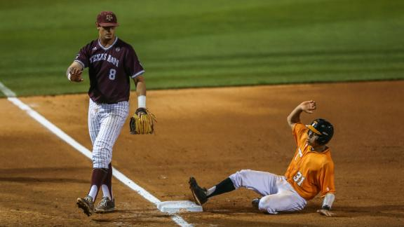 Aggies pick up road win against Vols