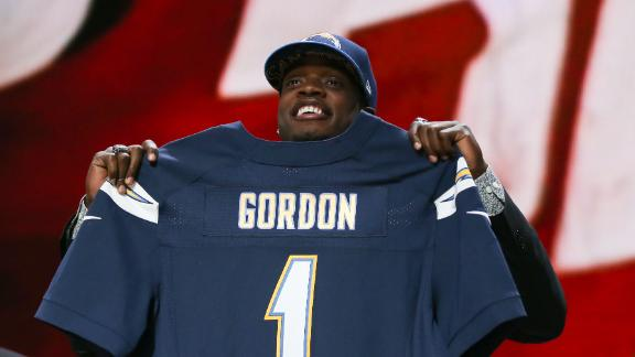 Video - 2015 NFL draft: San Diego Chargers get two impact players