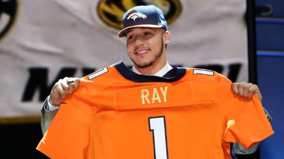 2015 NFL Draft: Denver Broncos pleased to get Shane Ray