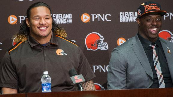 Video - 2015 NFL draft: Browns take solid, rather than splashy draftees