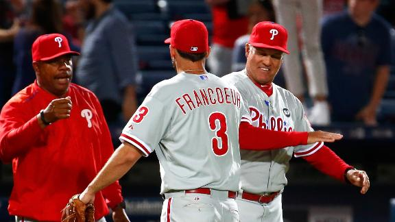Phillies run past Braves