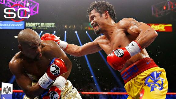 Mayweather willing to fight Pacquiao again