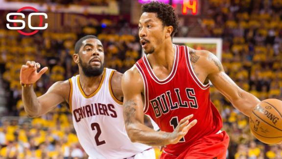 Derrick Rose: 'My shoulder's alright'