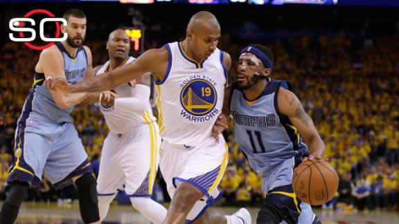 Conley returns as Grizzlies even series