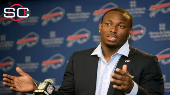LeSean McCoy's comments are a sign that Chip Kelly is caught in…