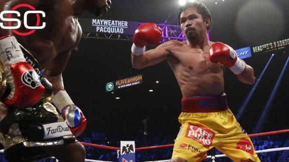 Pacquiao has surgery on torn rotator cuff
